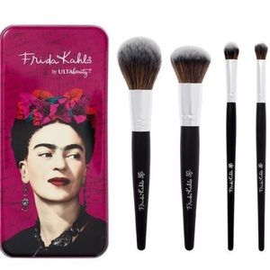 Frida Kahlo Cosmetic Makeup Brush Set